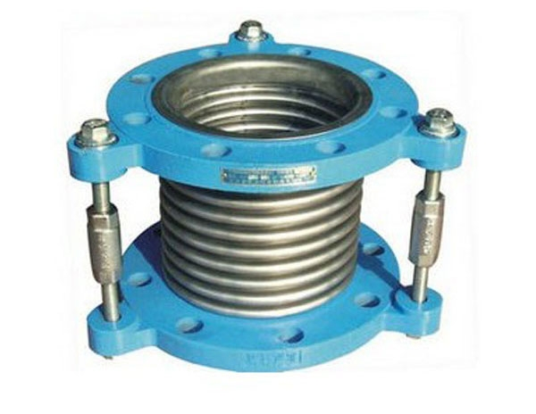 弹性减震型金属膨胀节