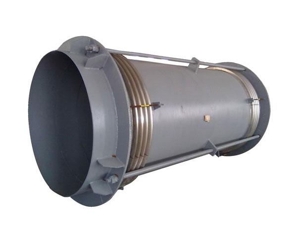 复式拉杆型金属膨胀节