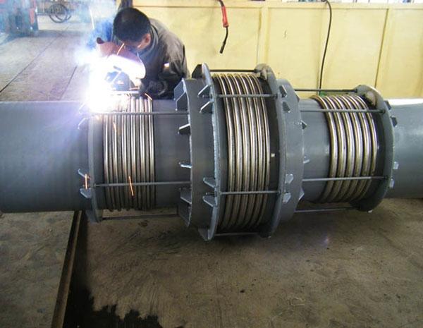 金属直管压力膨胀节