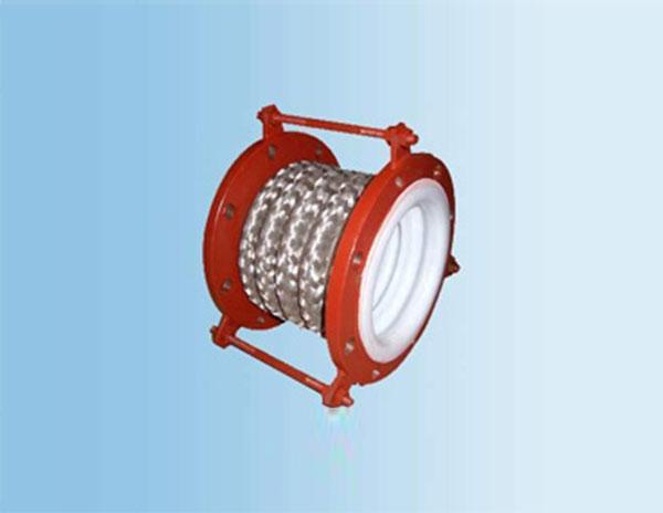HF02-5型中压网套氟塑料复合补偿器